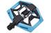 Crankbrothers Double Shot Pedal blå/svart